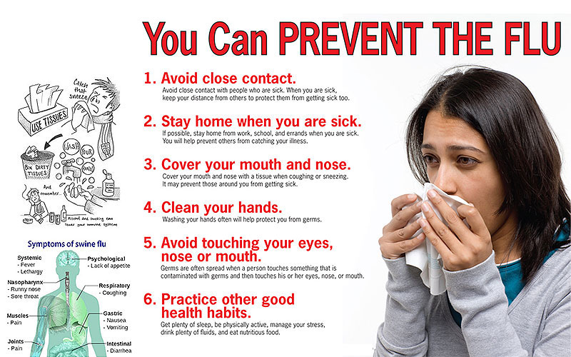 Swine Flu Prevention