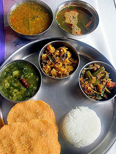 South Indian Diabetic Friendly Diet