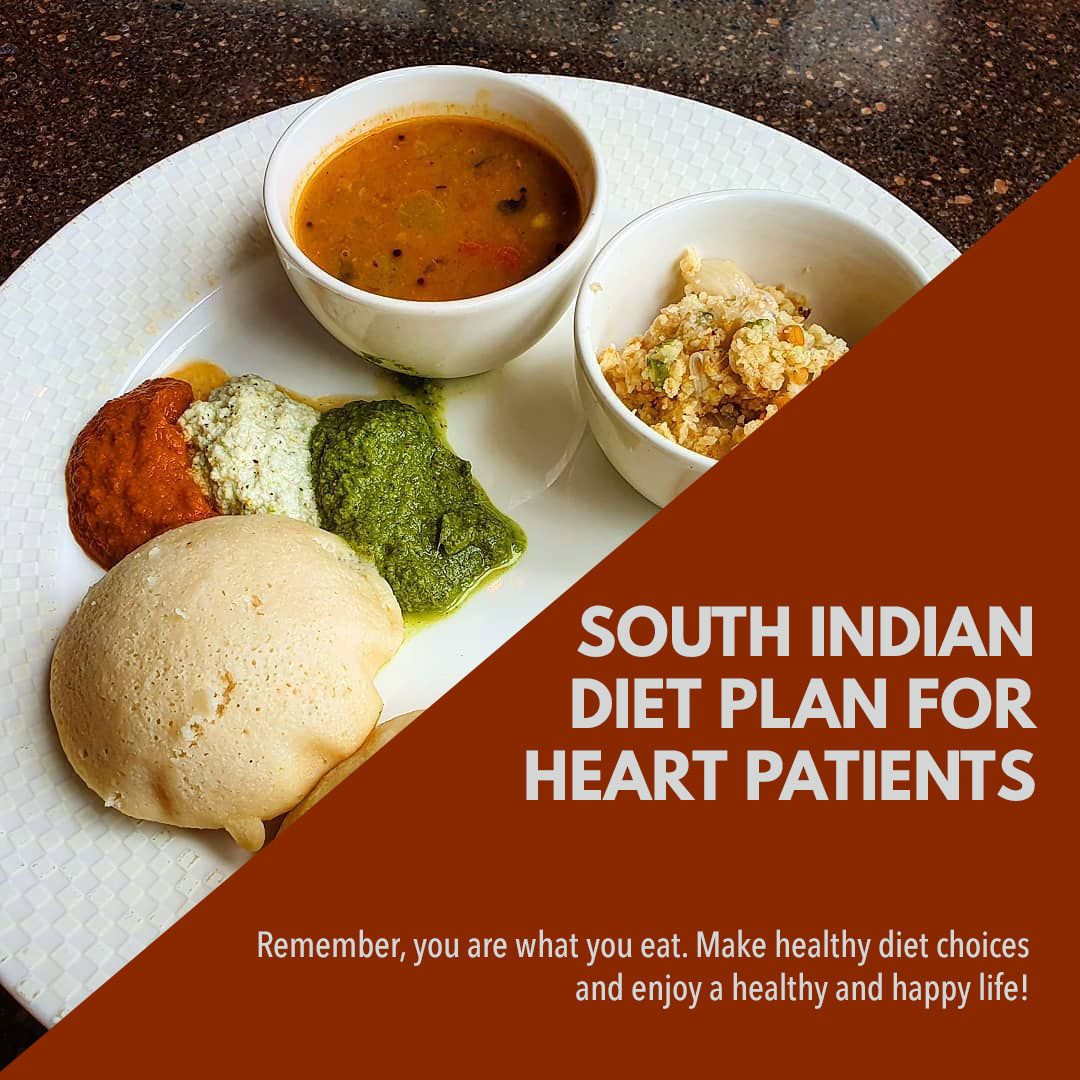 Diet Plan for Heart Patients
