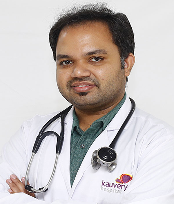 Dr. R. Varun Prasanna - General Physician in Tiruchirappalli
