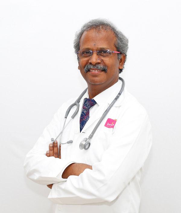 Dr Manikandan Ramanathan