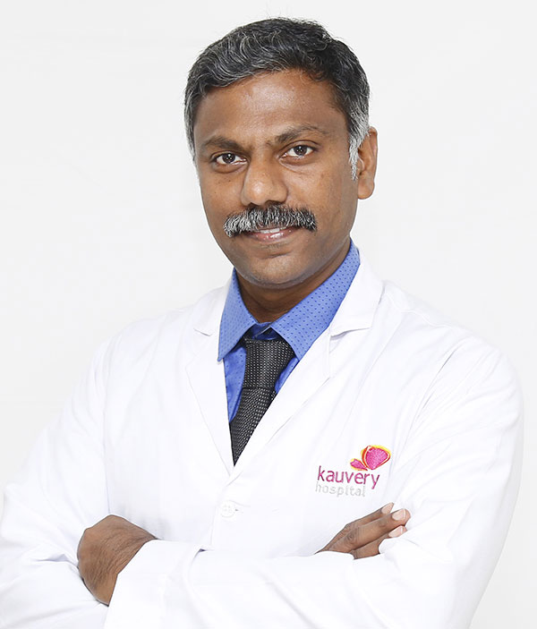 Dr. G. Jos Jasper - Best Neurosurgeon in Trichy