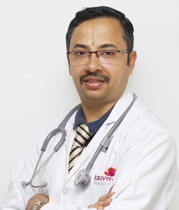Dr. Murali Jayaraman - Gastroenterology Specialist in Hosur