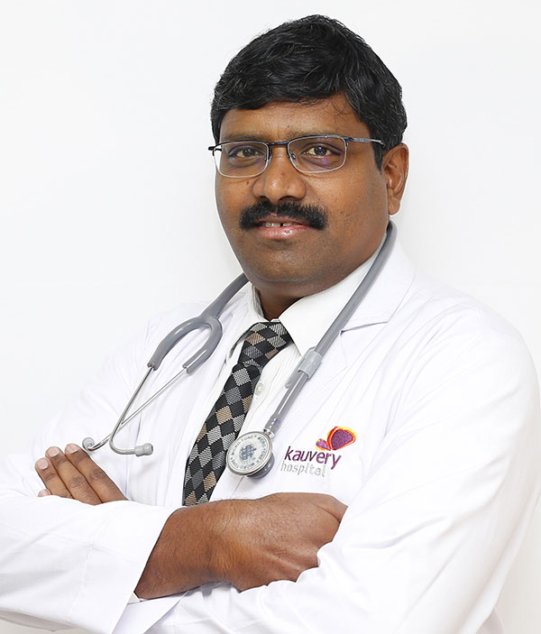 Dr. P. D. Aravindan - Top Diabetology in Hosur