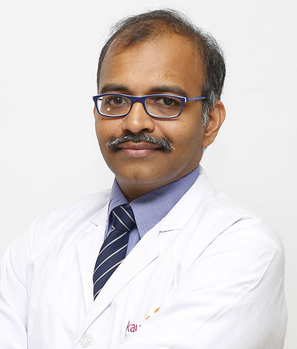 Dr. K. Saravanan - Top Dentist in Salem