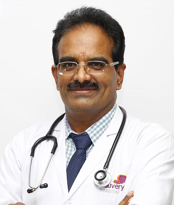 Dr. P. V. Dhanapal - Best General and Laproscopic Surgeon in Salem