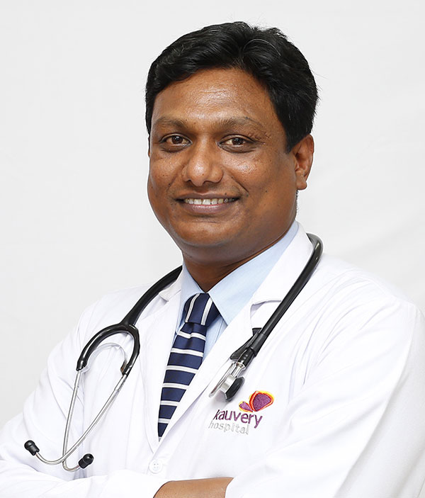 Dr. B. Anis - Top Oncologist in Trichy Tennur
