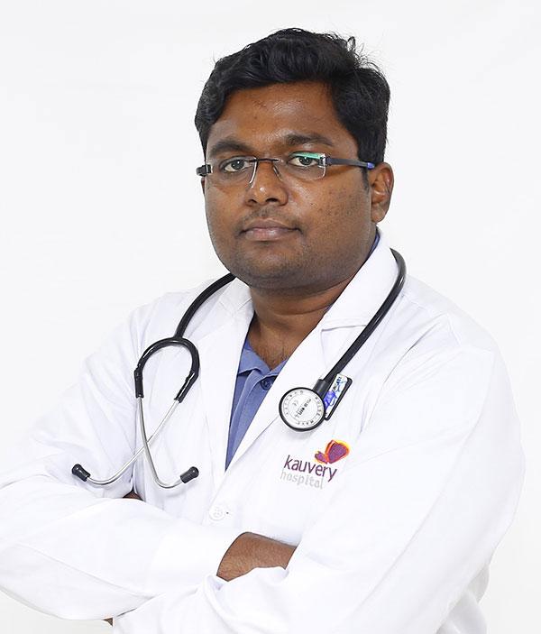 Dr. K. Arivarasan