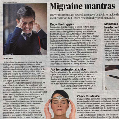 How to tackle migraine? - The Hindu News