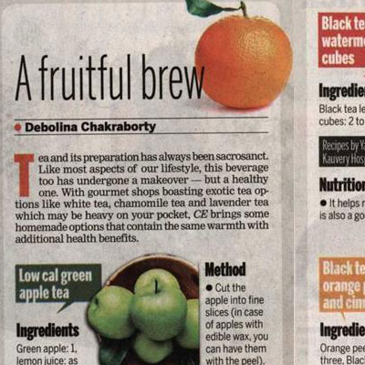 A fruitful brew - City Express News