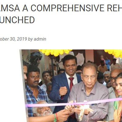 Launch of HAMSA - Krishna TV