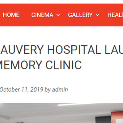 Kauvery Hospital Launches Chennai�s First Memory Clinic - Kalaipoonga