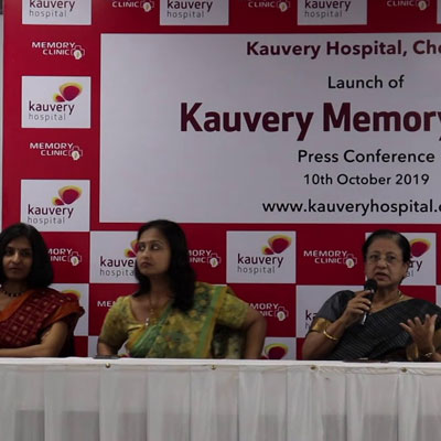Launch of Memory Clinic - Shalini TV