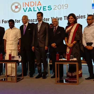 Kauvery Hospital India's Largest Tavr (Heart Valve Replacement Without Surgery) Conference Held - Tamil Oli News