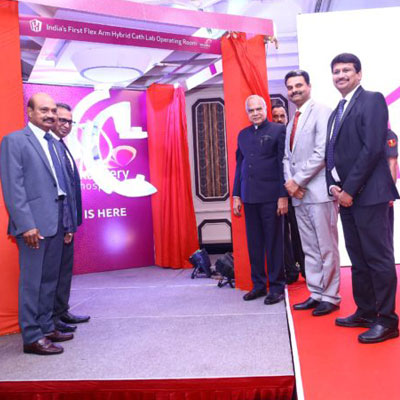 Safest Facility for Complex Cardiac and Vascular Procedures | India's First Flex-Arm Hybrid Cath Lab Operating Room - Hellomadras