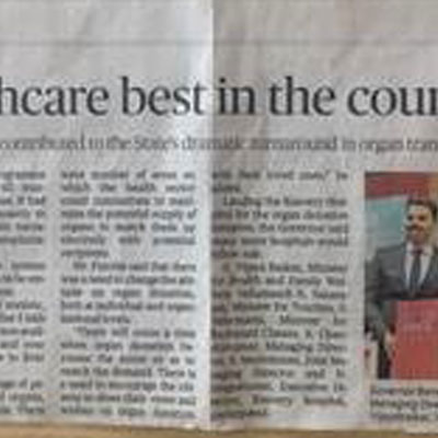 TN model of healthcare best in the country says Governor - The Hindu