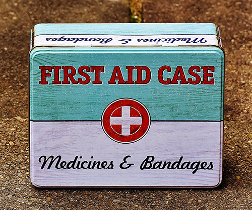 First Aid is for Everyone, Everywhere